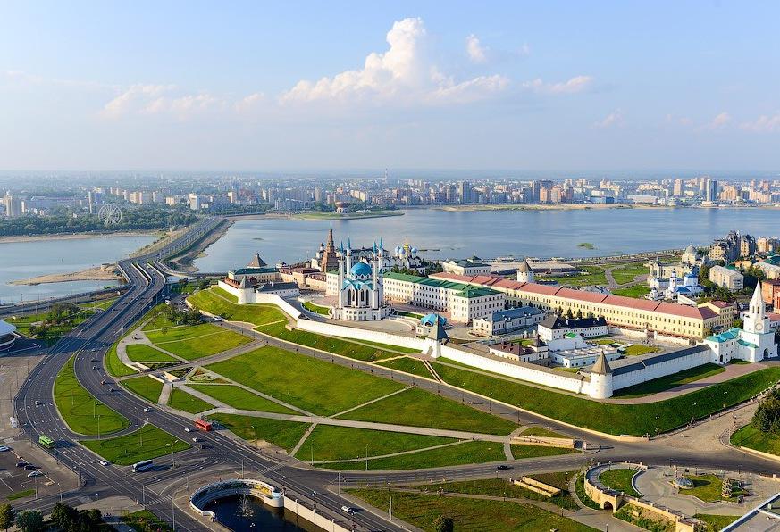 Казанская кремль