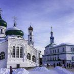 «Январские Каникулы в Казани». Сборный тур в Казань 5 дней / 4 ночи