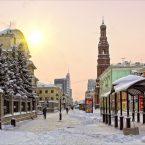 «Новый год в Казани». Сборный тур в Казань 4 дня / 3 ночи